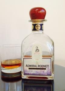 Admiral Rodney St Lucia Rum