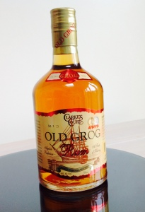 OLD GROG RUM CLARKE'S COURT REVIEW GRENADA