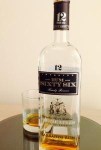 RUM 66 Foursquare Barbados Rum Review