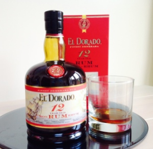 El Dorado 12 Year Old Demerara Guyana Rum Review