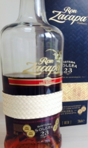 Ron Zacapa 23 Solera Review Guatemala