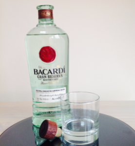 Bacardi  Superior Gran Reserva Rum Review