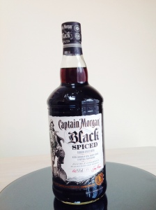 Captain Morgan Black Spiced Rum review