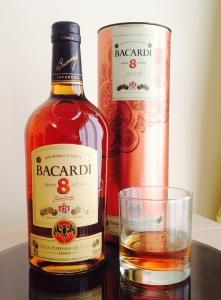 Bacardi 8 Rum Review