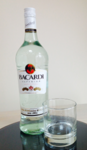 Bacardi Superior White rum review