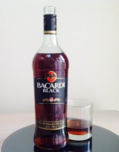 Bacardi Black Rum Review