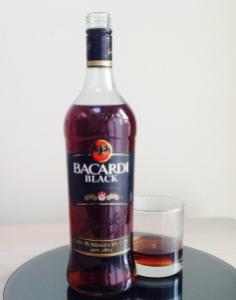 Bacardi Black Rum Review
