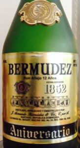 Bermudez Aniversario 1852 Rum Review Ron