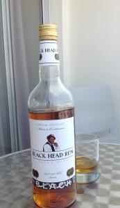 Black Head Rum Review Bacardi