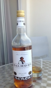 Black Head Rum Review Bacardi