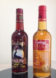 Gosling's Rum Black Seal Gold Bermuda Rum Review