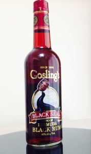 Gosling's Black Seal Rum Review