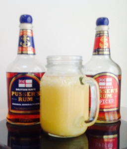 Pussers Painkiller Rum Review Demerara