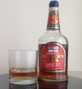 Pussers Spiced Rum Navy Demerara Guyana Review