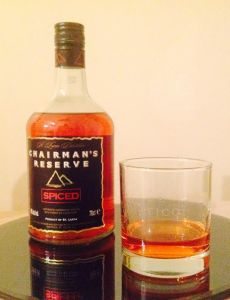Chairman's Reserve Spiced St Lucia Rum Review