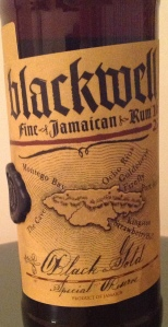 Blackwell Rum Review Island Records U2