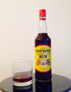 Watson's Rum Robert Review Demerara Guyana