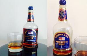 PUSSERS Rum Review Demerara